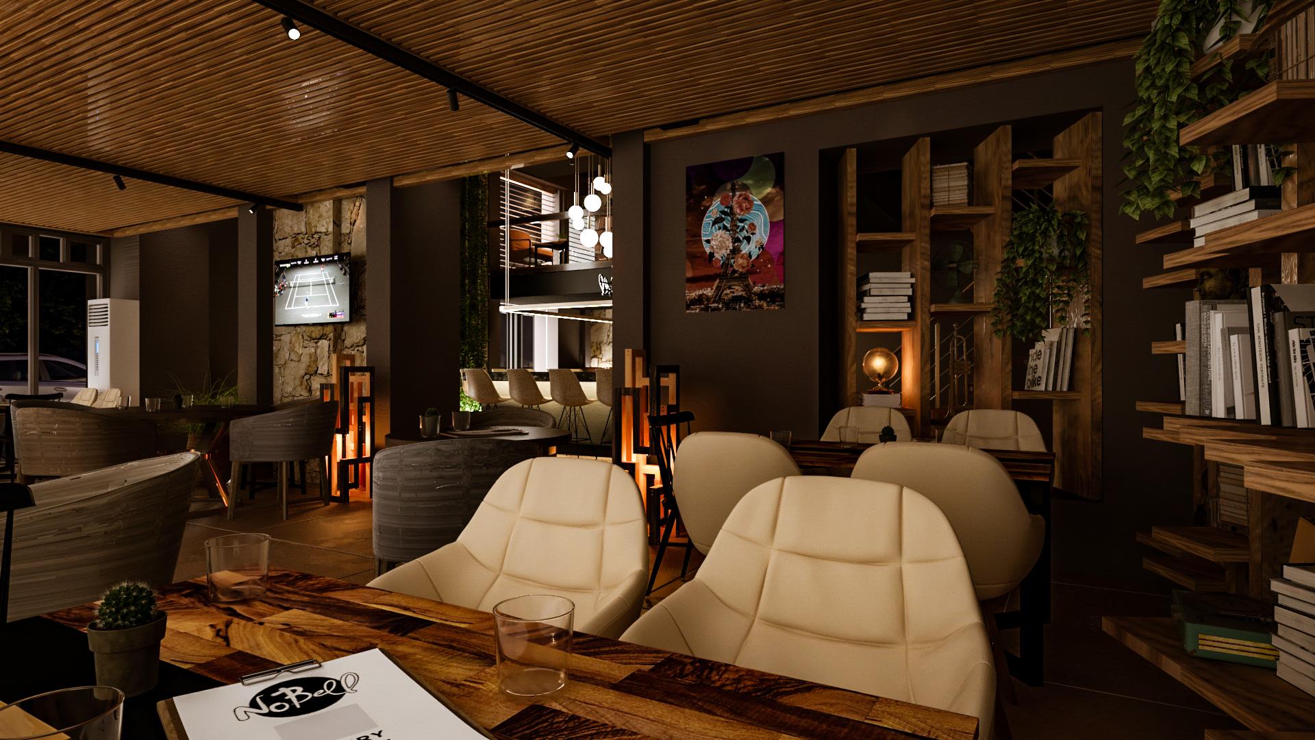 Nobell 2| Interior Design | ZAFIRAKIS DIMITRIS