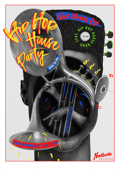 Hip Hop House Party NYE