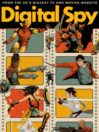 Digital Spy Cover Issue 4