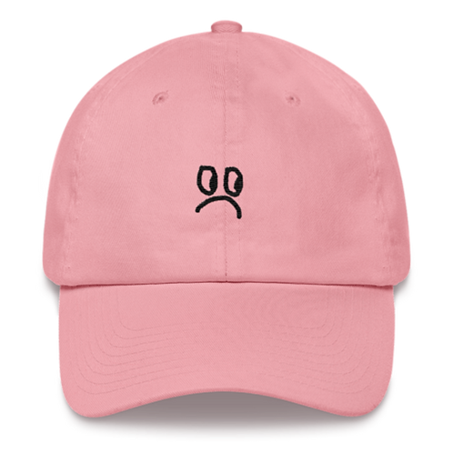Frown Dad Hat