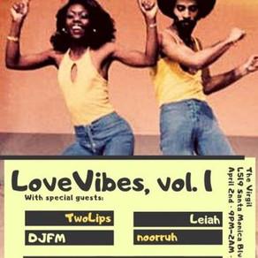 Ubiquitous Love Tribe Presents Love Vibes, Vol. 1