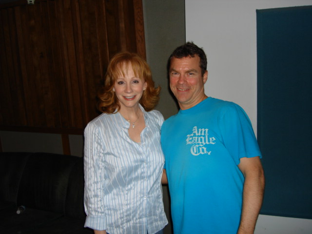 Reba and John Willis