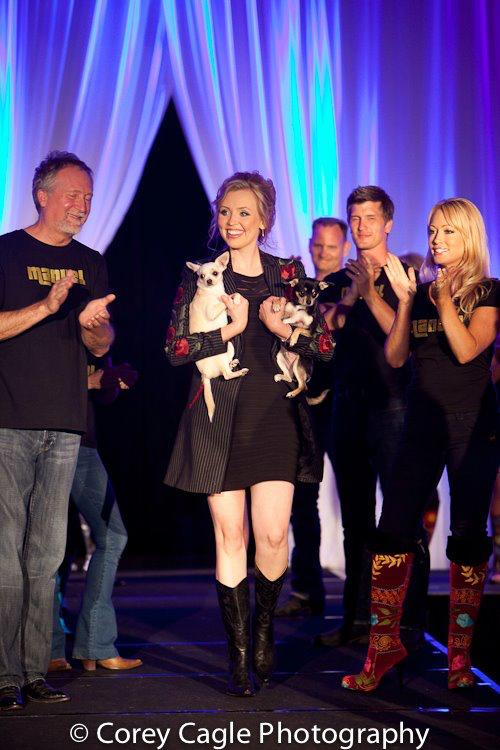 Stephanie Willis Nashville at Glitter and Glam 2012