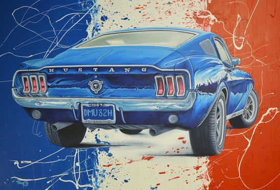 67' Mustang