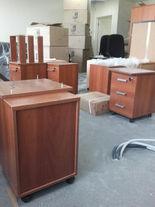 Сборка мебели для Альфа Банка