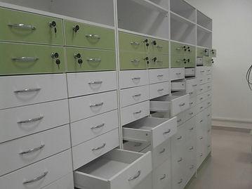 Сборка аптечного оборудования
