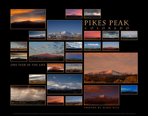 A Year in the Life of Pikes Peak poster