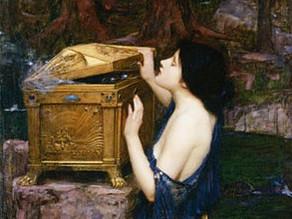 O mito de Pandora e a desesperança em tempos difíceis