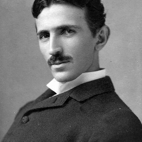 Pessoas que inspiram: Nikola Tesla
