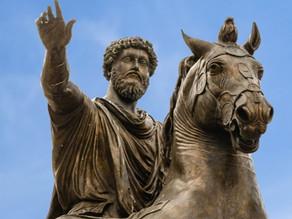 A escrita e o campo de batalha: o que o imperador-filósofo Marco Aurélio tem a nos ensinar
