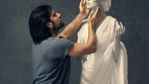 O mito de Pigmaleão e Galatéia e a capacidade de Afrodite de trazer vida ao que era pedra