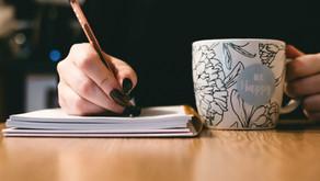 A escrita pessoal e a fala de (e para) si mesmo