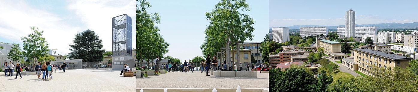 Lycée la Martinièr Duchère