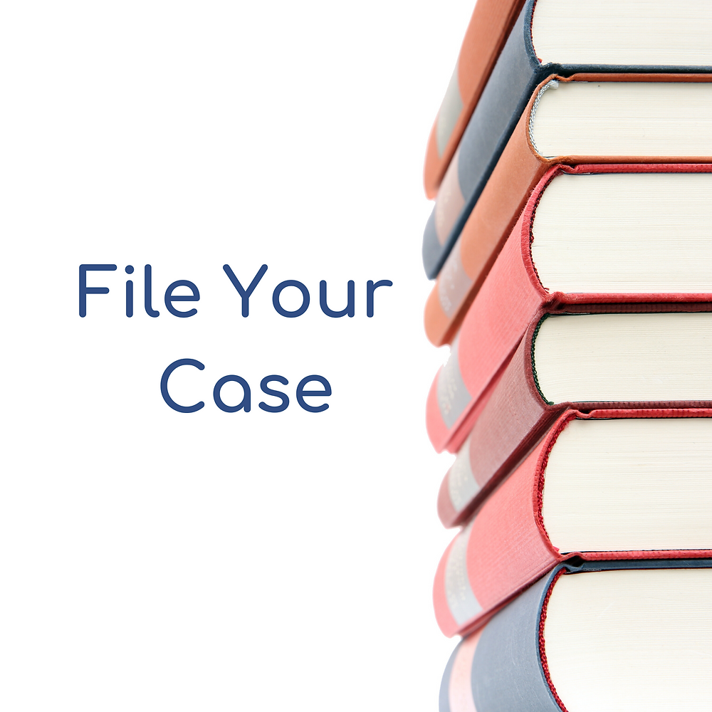 File your California Small Claims Court Lawsuit