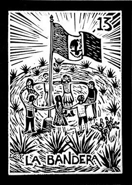 13. La Bandera