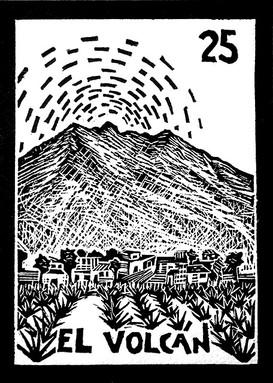 25. El Volcán