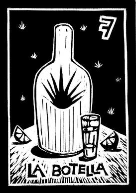 7. La Botella