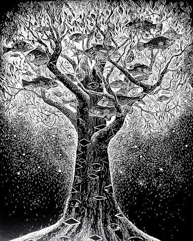 El árbol misterioso