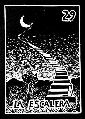 29. La Escalera