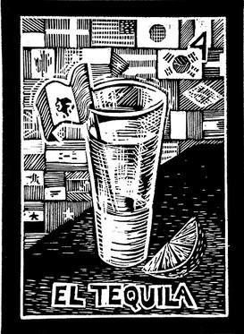 4. El Tequila