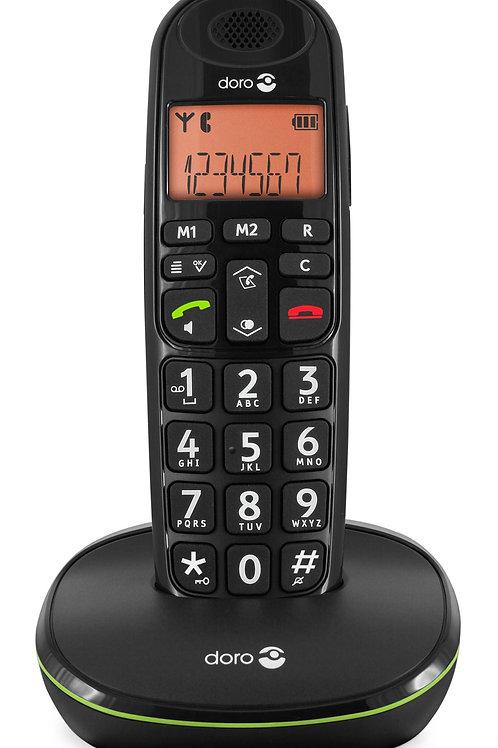 Téléphone fixe sans fil Doro 100w grosses touches