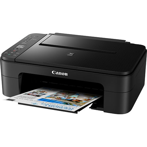 Imprimante Canon TS3450 noir