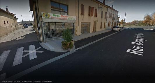 Vente et Maintenance Informatique à Boulogne Sur Gesse - Rue barry d'en haut - direction Castelnau Magnoac, en face le tabac.