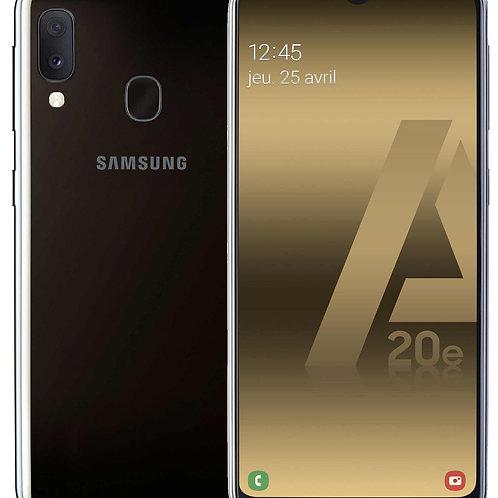 Smartphone Samsung A20e noir