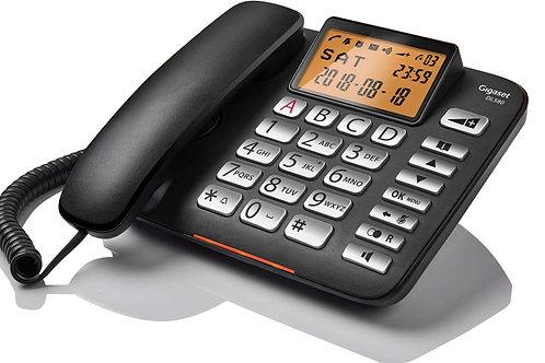 Téléphone fixe filaire Gigaset DL580