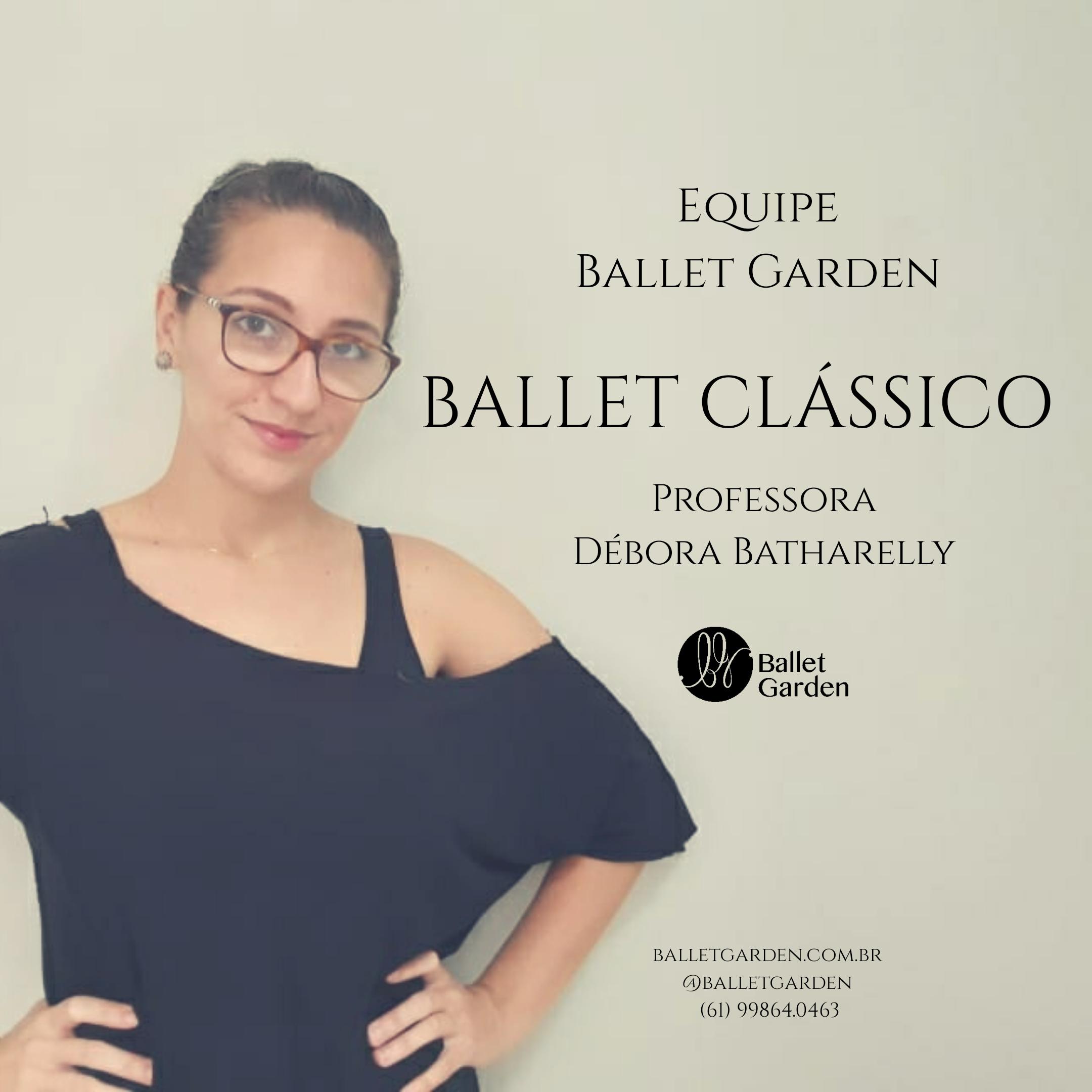 Professora Débora Batharelly