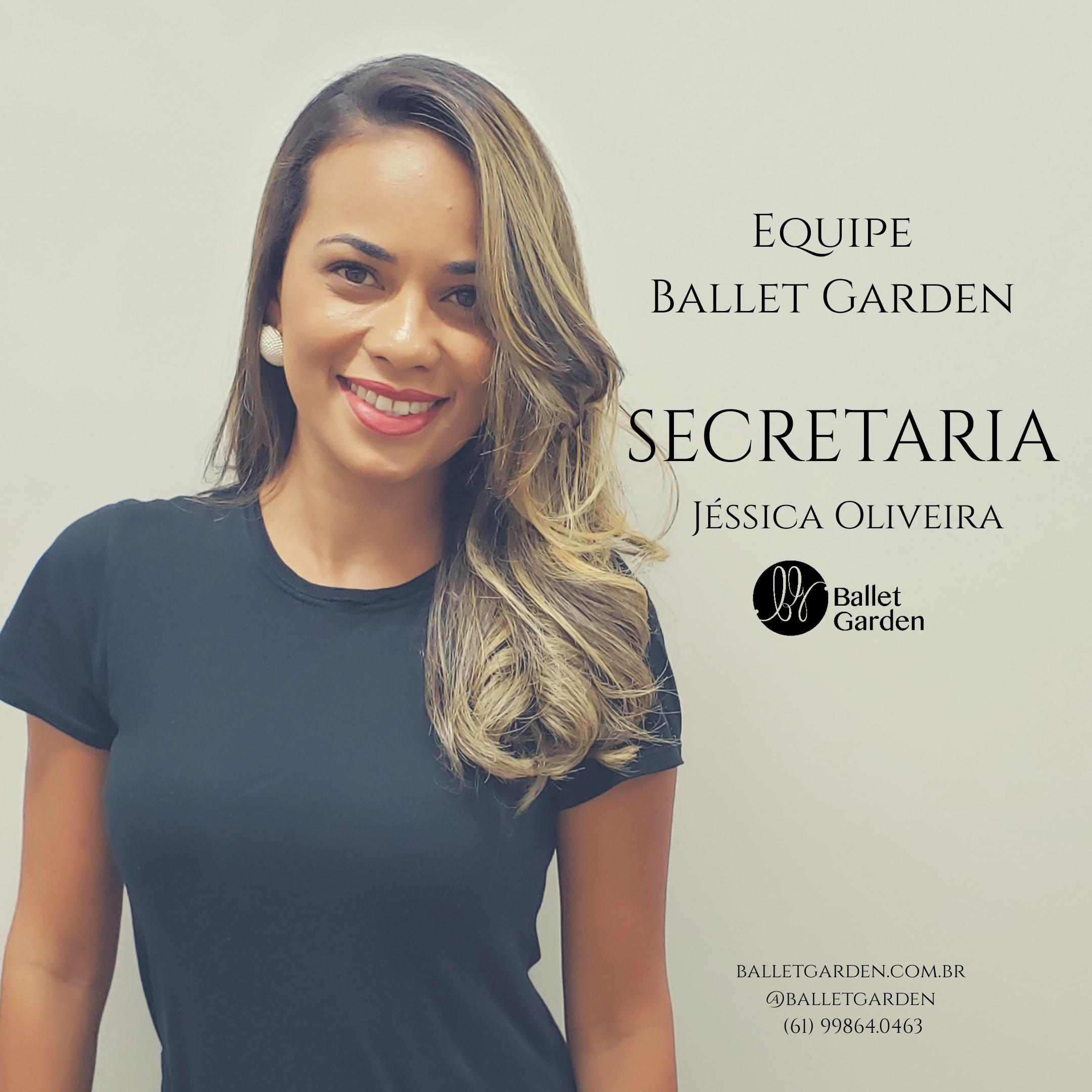 Secretaria Jéssica Oliveira