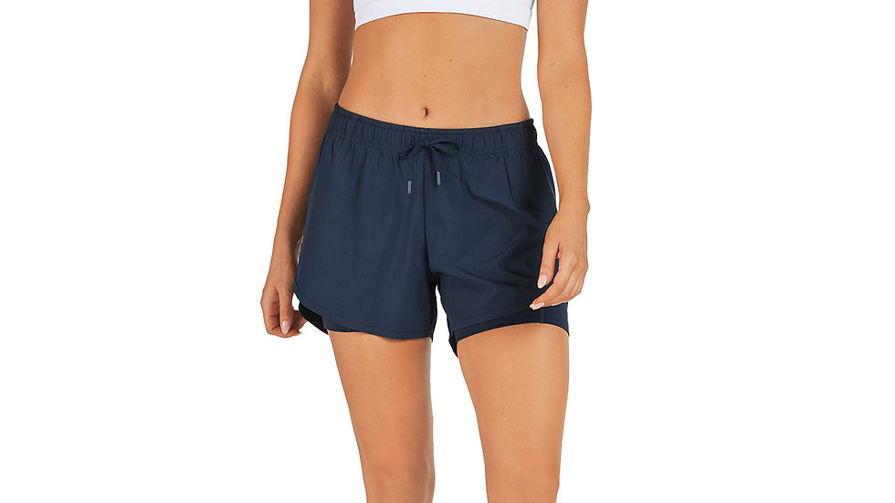 Action High Performance Short - Navy