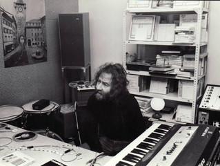 Talking Film - Composer Basil Kirchin at Hull