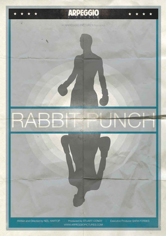 SHORT 4 RABBIT PUNCH