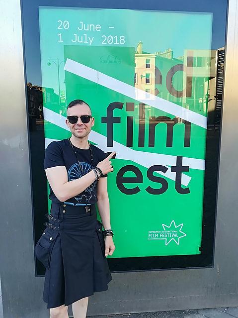 Alex Harron Q+A: From DIY Tartan Feature to BBC Success