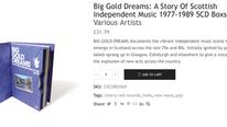 Big Gold Dreams - Soundtrack CD Box