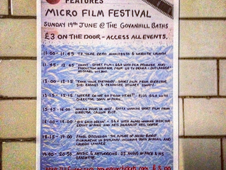 DIY Micro Feature and Short Film Festival