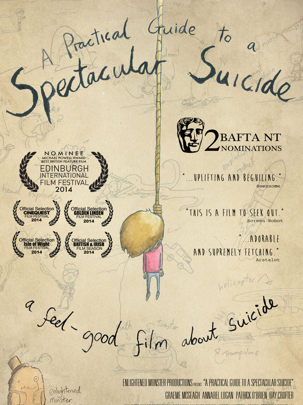 TARTAN 13   A PRACTICAL GUIDE TO A SPECTACULAR SUICIDE