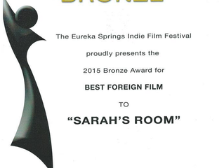 Awards : TF1 'Sarah's Room' Wins Best Foreign Film Bronze at Eureka Springs