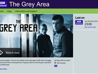 The Grey Area - Q+A With Producer Garry Torrance