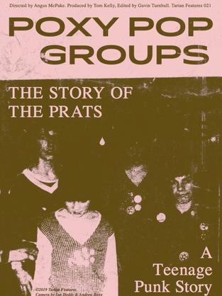 TARTAN 21 - POXY POP GROUPS