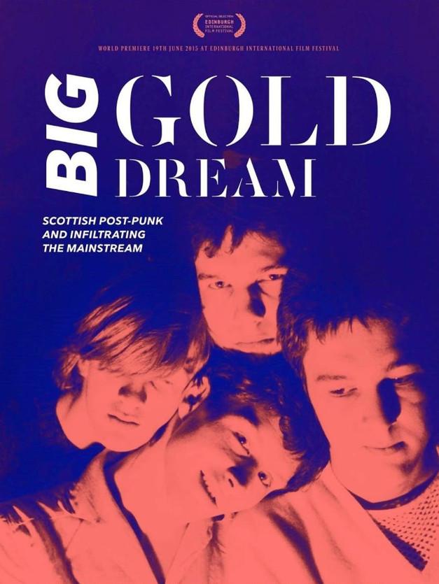 TARTAN 6   BIG GOLD DREAM