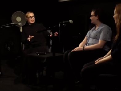 Indie Filmmaking Discussion : May Miles Thomas, Olivia Gifford and Aimie Willemse