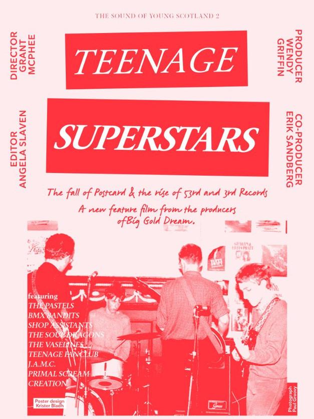 TARTAN 11 TEENAGE SUPERSTARS