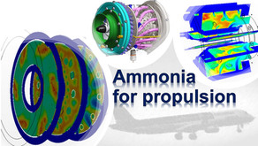 Novel ideas for the use of ammonia, MSc in Sustainable Energy