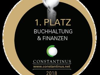 Constantinus Award 2018