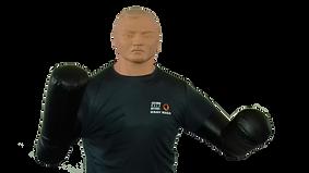 T-shirt dat nodig is tijdens de zelfverdedigingslessen van Centurion Self Defence