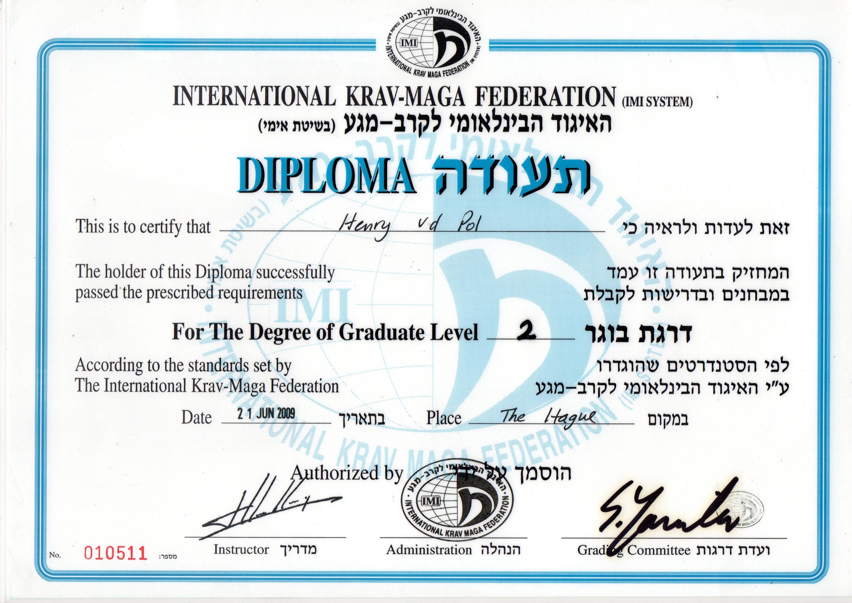 G2 diploma
