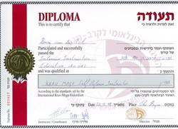 Instructeur diploma