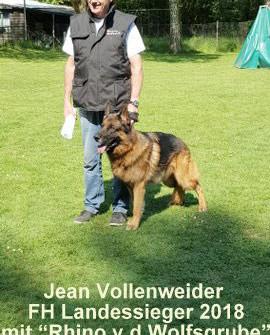 Jean und Rhino holen sich den FH-Landessieger-Titel
